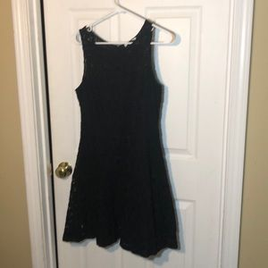 BB Dakota Dresses - Dress lace black in cotton